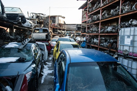 Auto Salvage Yards Near Me Cash For Junk Car