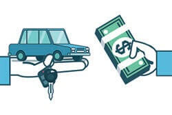 Cash for wrecked and totaled cars Cash For Junk Car