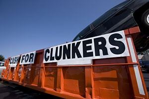 What Is The Cash For Clunkers Program Cash For Junk Car